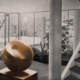 Arp, Moore y Hepworth: esculturas que son paisajes, paisajes que son cuerpos