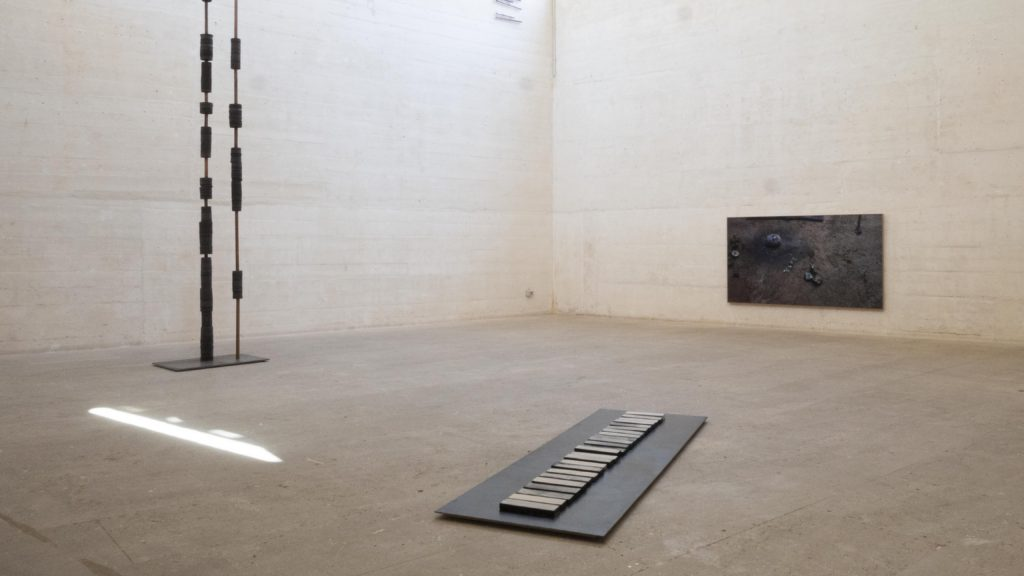 "Inma Herrera & Shirin Salehi. ""Un punto fijo para orientarse"". Miró Mallorca"