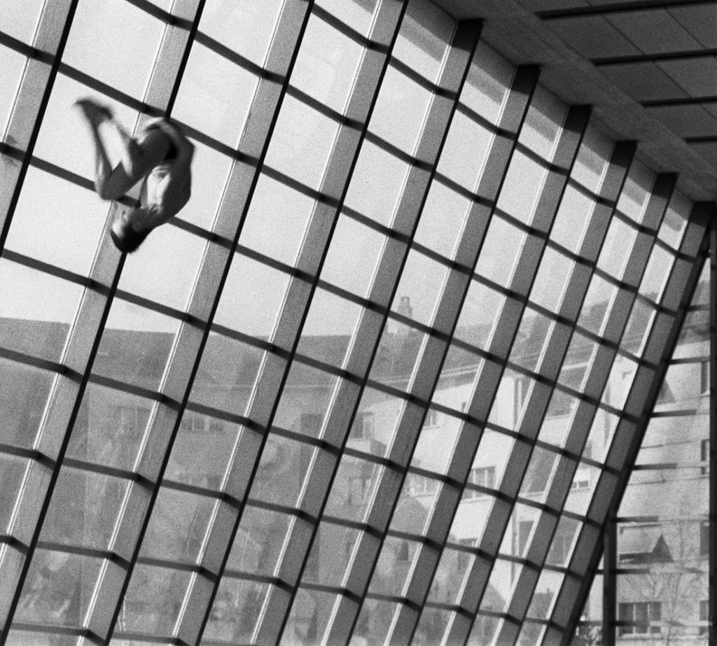 Lucien Hervé. Centre du Congrés, Bienne, Suisse, 1964