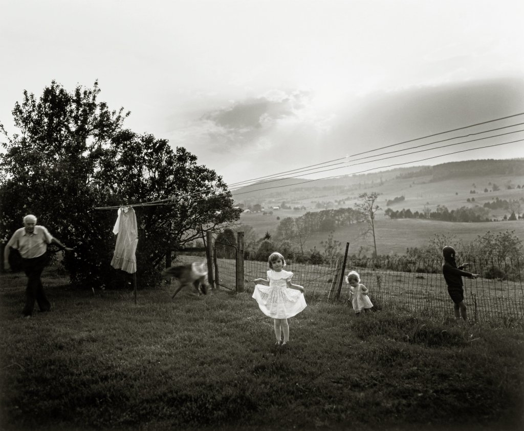 Sally Mann. Easter Dress, 1986