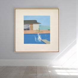 El gran salto de David Hockney