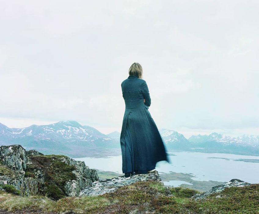 Elina Brotherus. Der Wandered, 2004