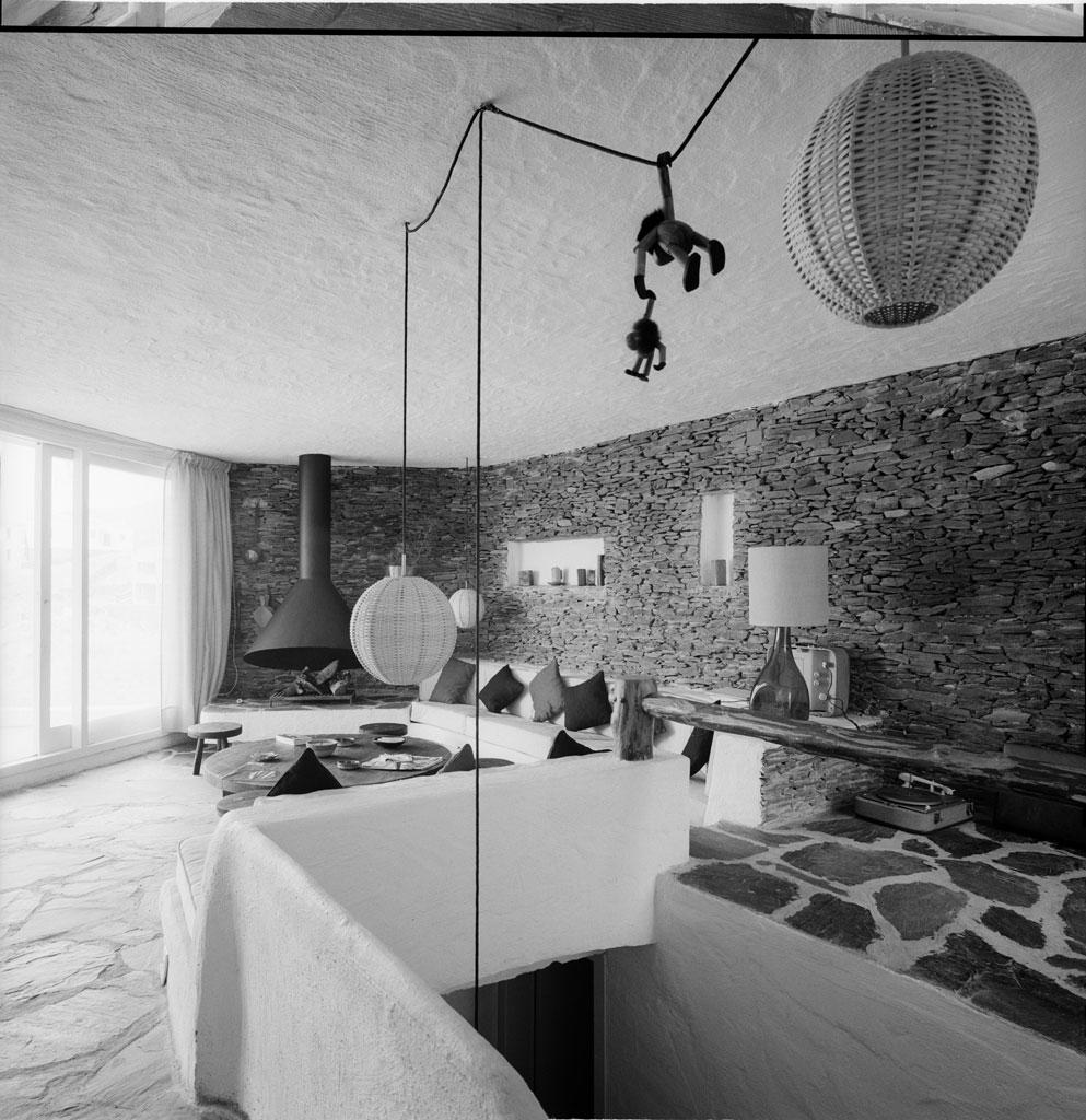 F. Català-Roca, Dos casitas para Barba Corsini (Cadaqués, Girona). © Fondo F. Català-Roca - Arxiu Històric del Col·legi d'Arquitectes de Catalunya