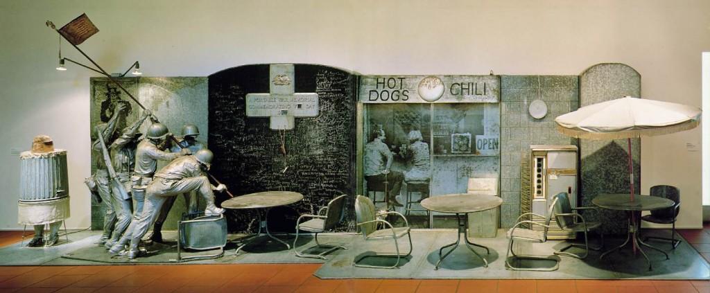 Kienholz. Portable War Memorial, 1968