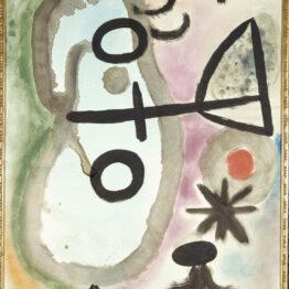 Un Miró, un Cuixart y un Lagar procedentes del Reina Sofía se exhibirán en el MNAC barcelonés