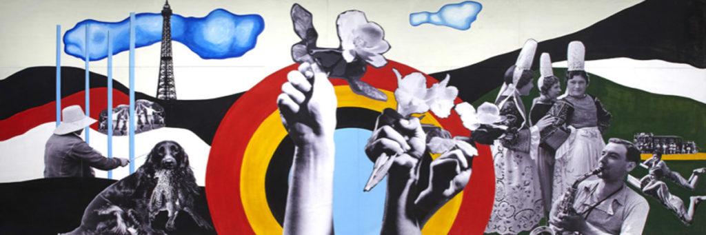 Fernand Léger y Charlotte Perriand. Joies essentielles, plaisirs nouveaux. Pavillon de l'Agriculture, Paris, Exposition Internationale, 1937. Museo Reina Sofía