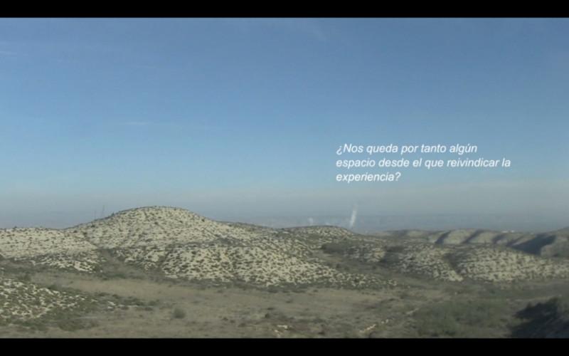Mercedes Pimiento. Los paisajes invisibles