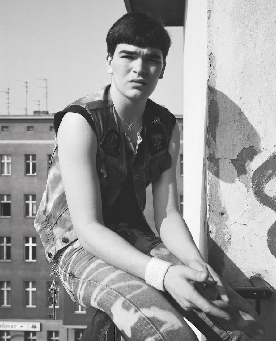 Michael Schmidt. Sin título. Berlin-Kreuzberg. Stadtbilder (Berlin-Kreuzberg. Cityscapes), 1981-1982