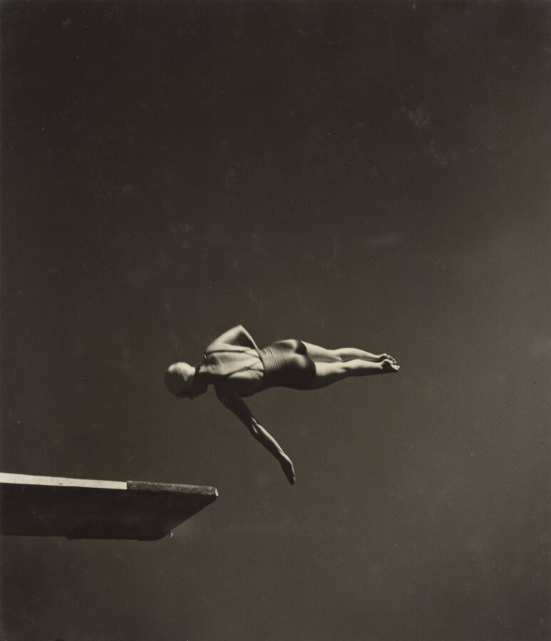 John Gutmann. Classe, 1935. The Museum of Modern Art, New York. Thomas Walther Collection