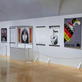 """Vista de la exposición """"Charlotte Johannesson. Llévame a otro mundo"""". Museo Reina Sofía"""