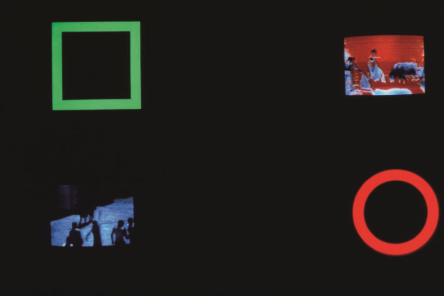 Muntadas/Serrán Pagán. Pamplona-Grazalema, 1975-1980