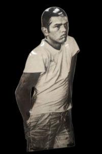 Darío Villalba. Preso, 1974