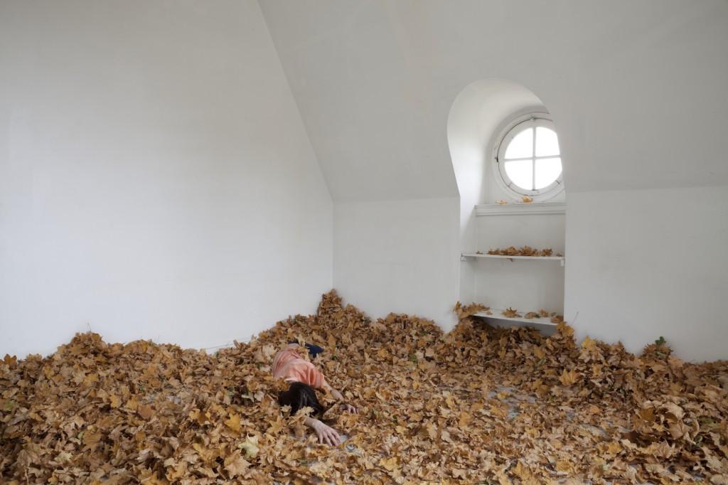 Soledad Córdoba. Atelier III Serie Limbo (Temps d'un voyage), 2013