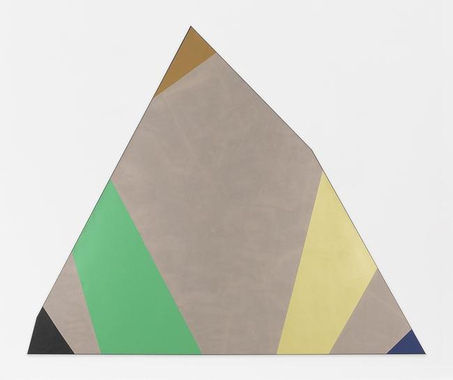 Kenneth Noland. Orientate, 1976