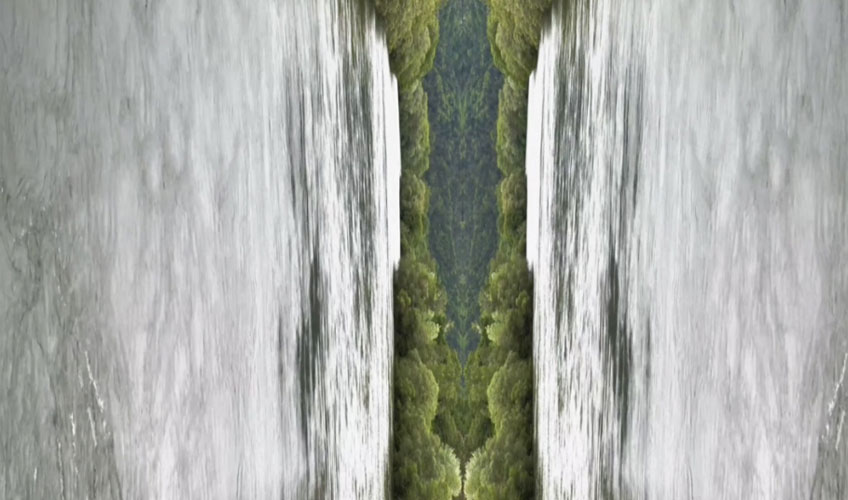 Bill Fontana. Hydro Power Landscape, 2019