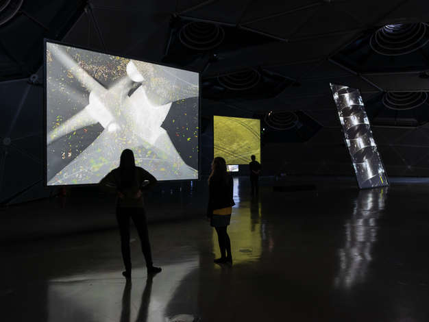 """Bill Fontana. Primal Energies"". Kunsthaus Graz, 2020"