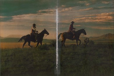 """Richard Prince: Untitled (Cowboy)"" en el LACMA"