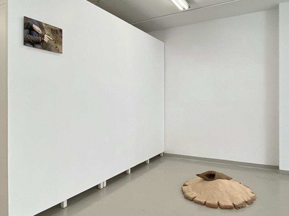 Moreno & Grau. S/T del proyecto La Isla, 2020