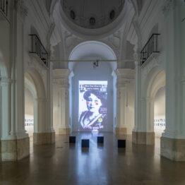 Diana Larrea reivindica, también, a Inés Salzillo