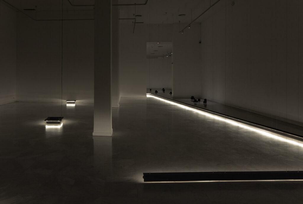 """Laura Mesa. """"Pensar el final compromete el final"""". Sala de Arte Contemporáneo del Gobierno de Canarias"""
