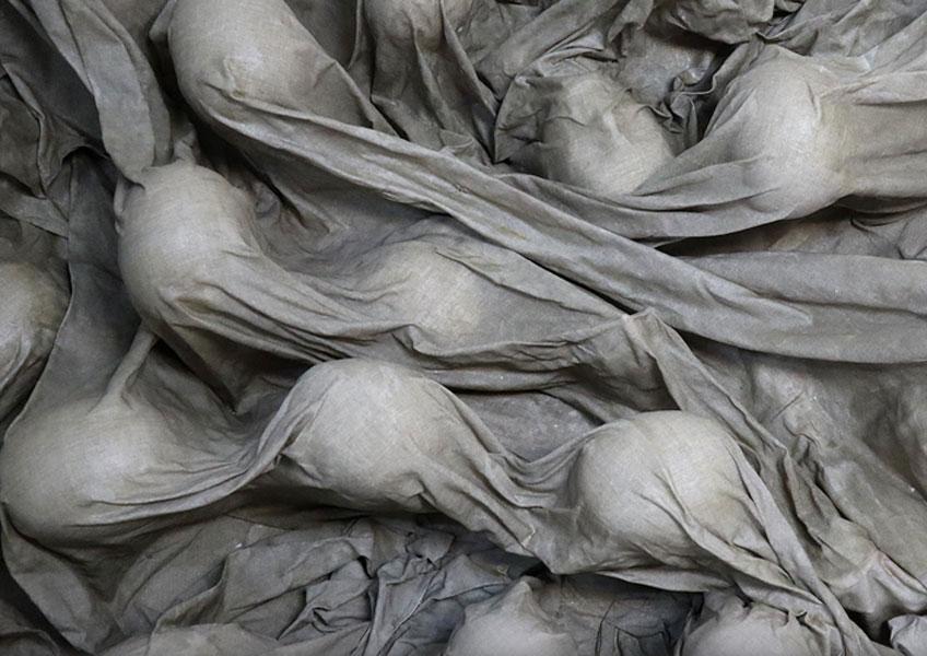 """Lucía Vallejo. """"Eternidad ¿Imágenes para siempre?"""". Museo Lázaro Galdiano"""
