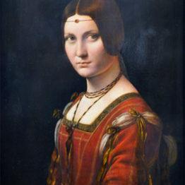 Leonardo y la ciencia del pintar