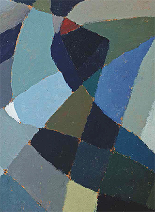 Esteban Lisa. Composición, ca. 1940. Colección particular © Fundación Esteban Lisa