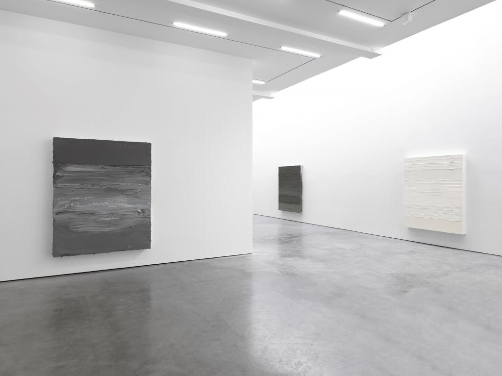 Jason Martin. Lisson Gallery, Nueva York