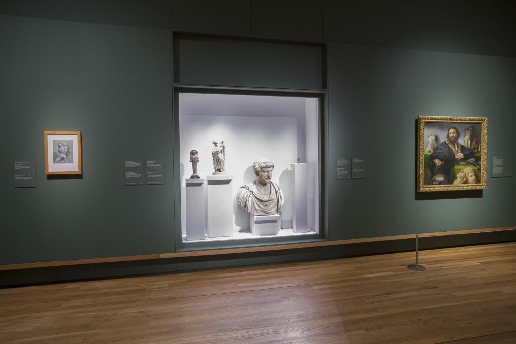 """Imagen de la exposición """"Lorenzo Lotto. Retratos"""". Foto © Museo Nacional del Prado"""