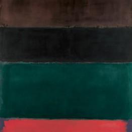 Expresionismo abstracto. Mark Rothko