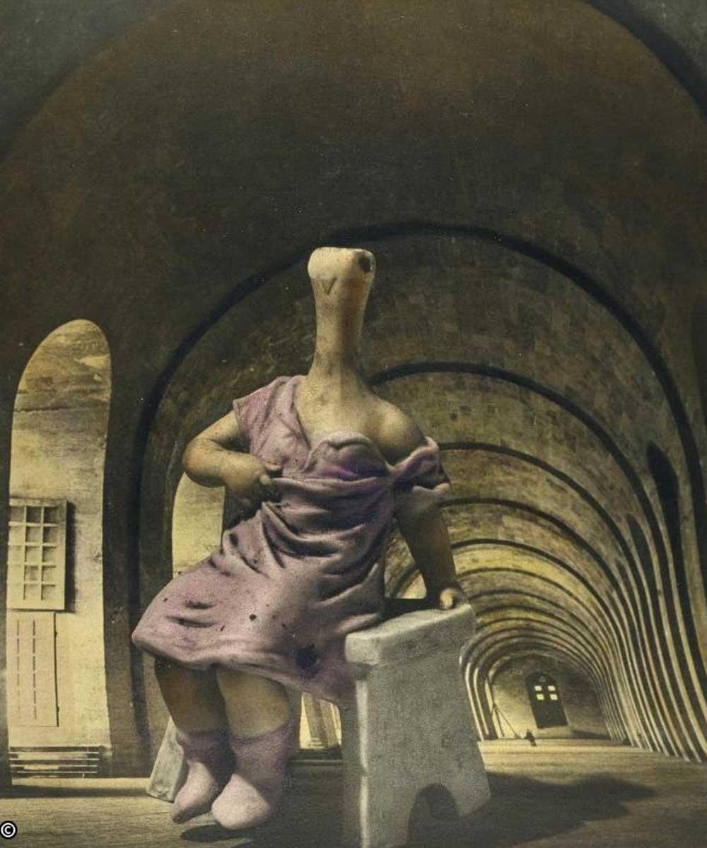 Dora Maar. 29 rue d'Astorg, hacia 1936. Centre Pompidou