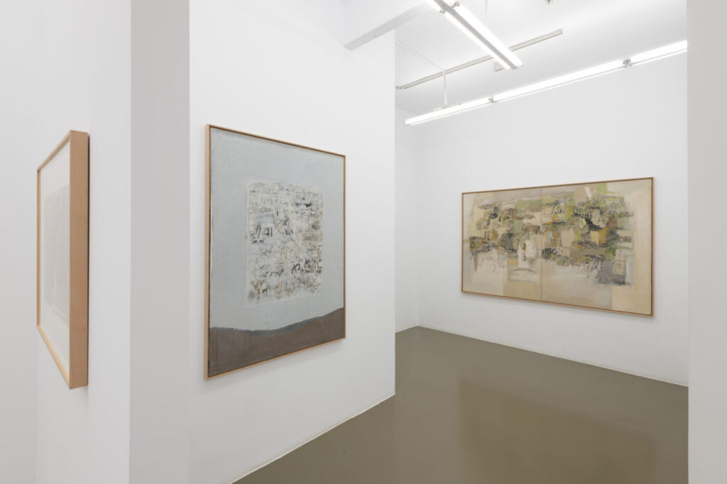 "Sarah Grilo. ""Works (1967 – 2000). Second part"". Maisterravalbuena"