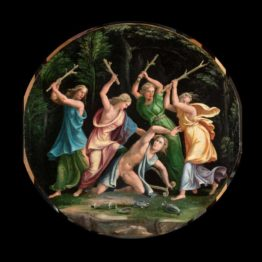 Mantua, a la manera de Giulio Romano