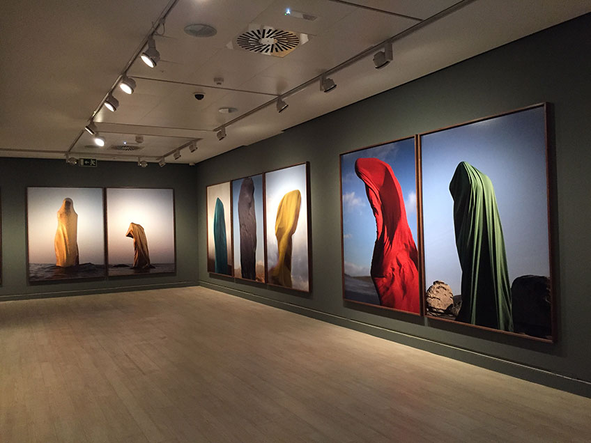 Eamonn Doyle. Exposición en la Fundación MAPFRE. Del 12 de septiembre de 2019 al 26 de enero de 2020