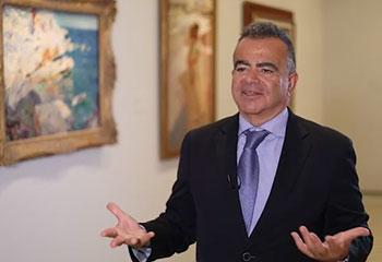 Pablo Jiménez Burillo dejará su cargo de director. Nadia Arroyo, actual directora de exposiciones, tomará el relevo a final de año