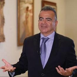 Tiempo para el cambio en la Fundación MAPFRE. Pablo Jiménez Burillo deja su cargo al frente del área de cultura