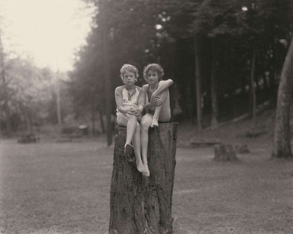 Judith Roy Ross. Sin título, Eurana Park, Weatherly, Pensilvania, 1982. Sin título, Eurana Park, Weatherly, Pensilvania, 1982