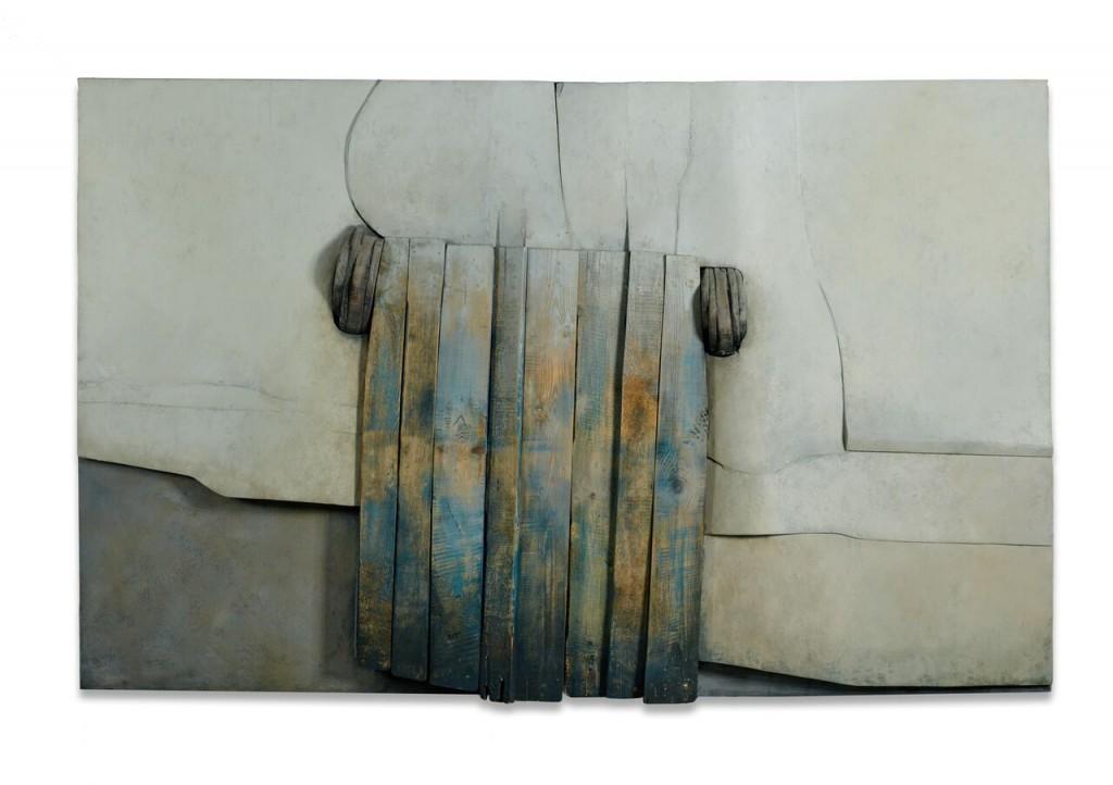 Francisco Farreras. Nº 512 A, 2000. Galería Lucía Mendoza