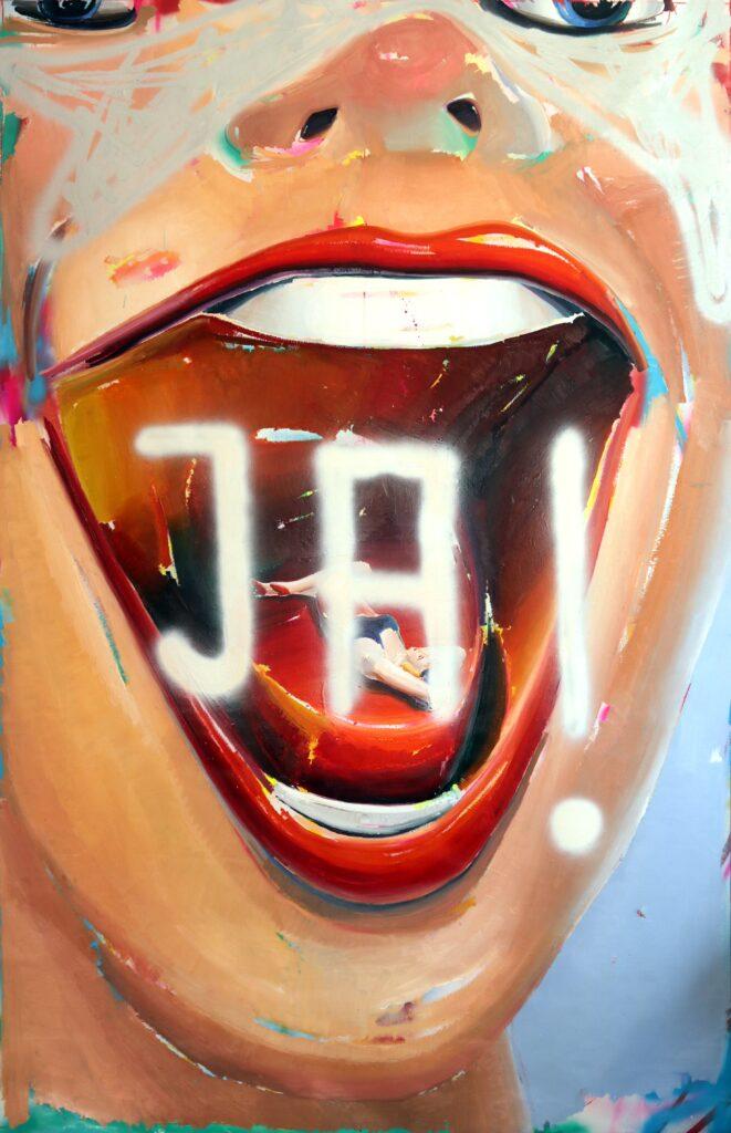 Ana Barriga. La píldora, 2020. Yusto Giner