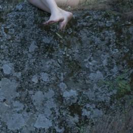 Irene Cruz. Hábitat I (de la serie Bod&Landscape awareness)