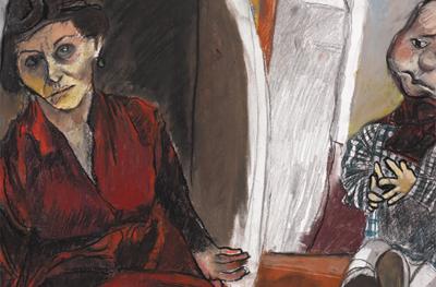 Paula Rego: Balzac and other stories