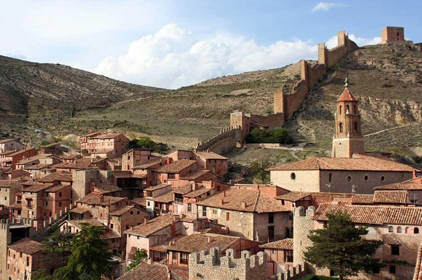 La recuperación del pueblo de Albarracín, Teruel, gana la Medalla Richard H. Driehaus a la Preservación del Patrimonio