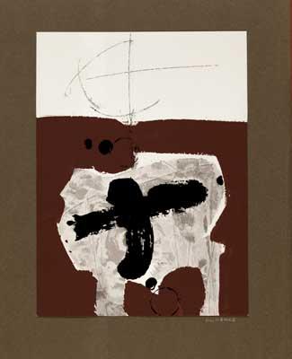 Manolo Millares. Mutilados de paz, 1965.