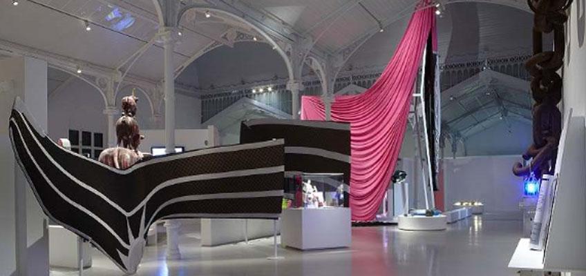 """""""Miralda. De gustibus non disputandum"""", en el Museo Reina Sofía, 2010"""