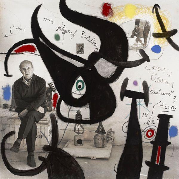 """""""Miró nunca visto"""" en la Fundació Pilar i Joan Miró"""