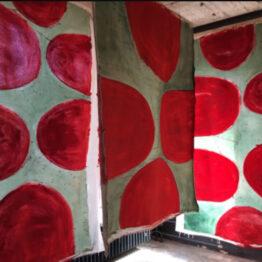 Arte marroquí y Suter, en 2021 en el Reina Sofía