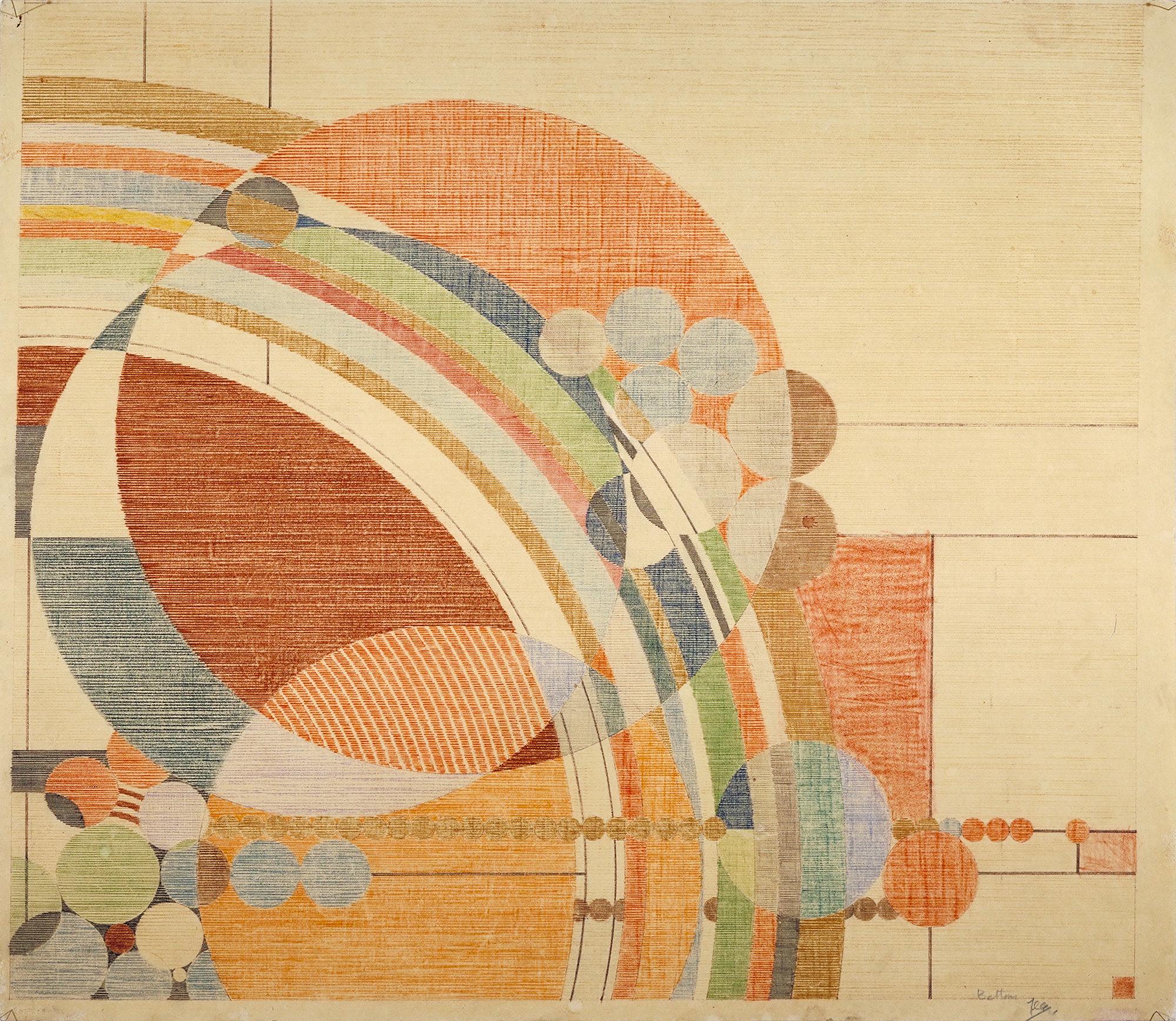 Frank Lloyd Wright. Portada de Magazine, 1926. The Museum of Modern Art | Avery Architectural & Fine Arts Library, Columbia University, New York