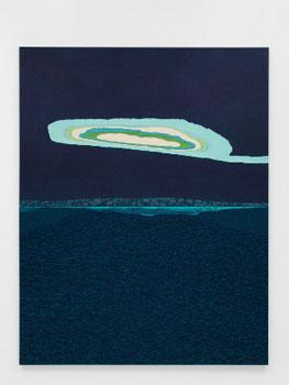 William Monk. Sea of Cloud III, 2018