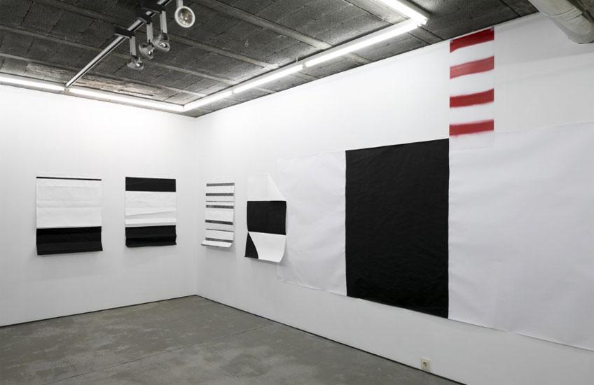 """Miquel Mont. """"El mal tiempo"""". Galería Trinta"""