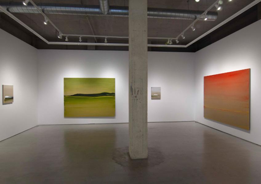 "Nico Munuera. ""Shima / de musgos y arenas"". Galería Moisés Pérez de Albéniz"